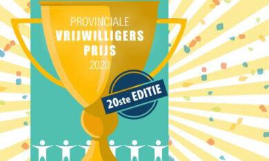 Provinciale Vrijwilligersprijs Groningen bestaat 20 jaar!