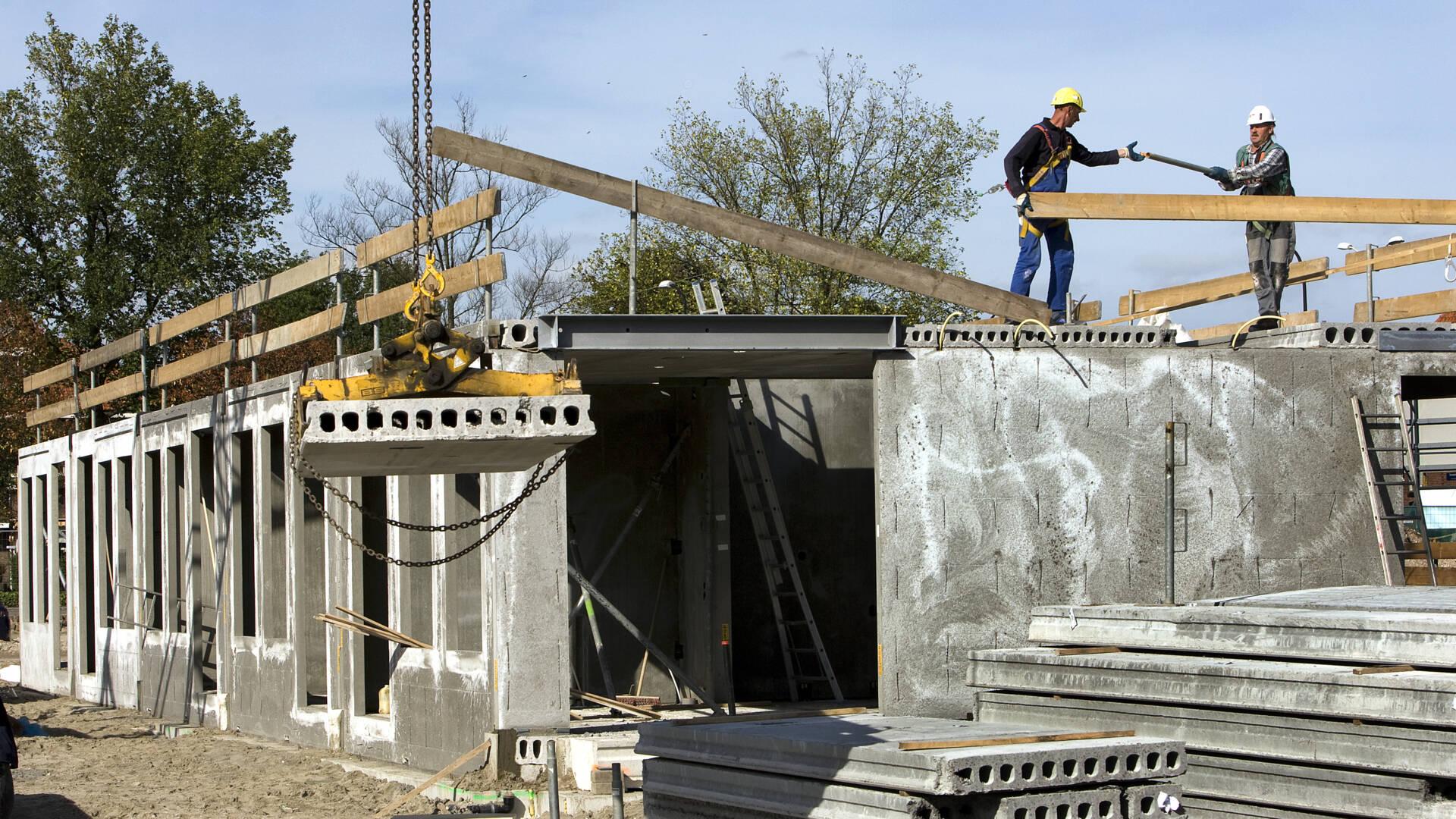 Noorden wil 220.000 extra woningen bouwen in ruil voor Lelylijn en Nedersaksenlijn