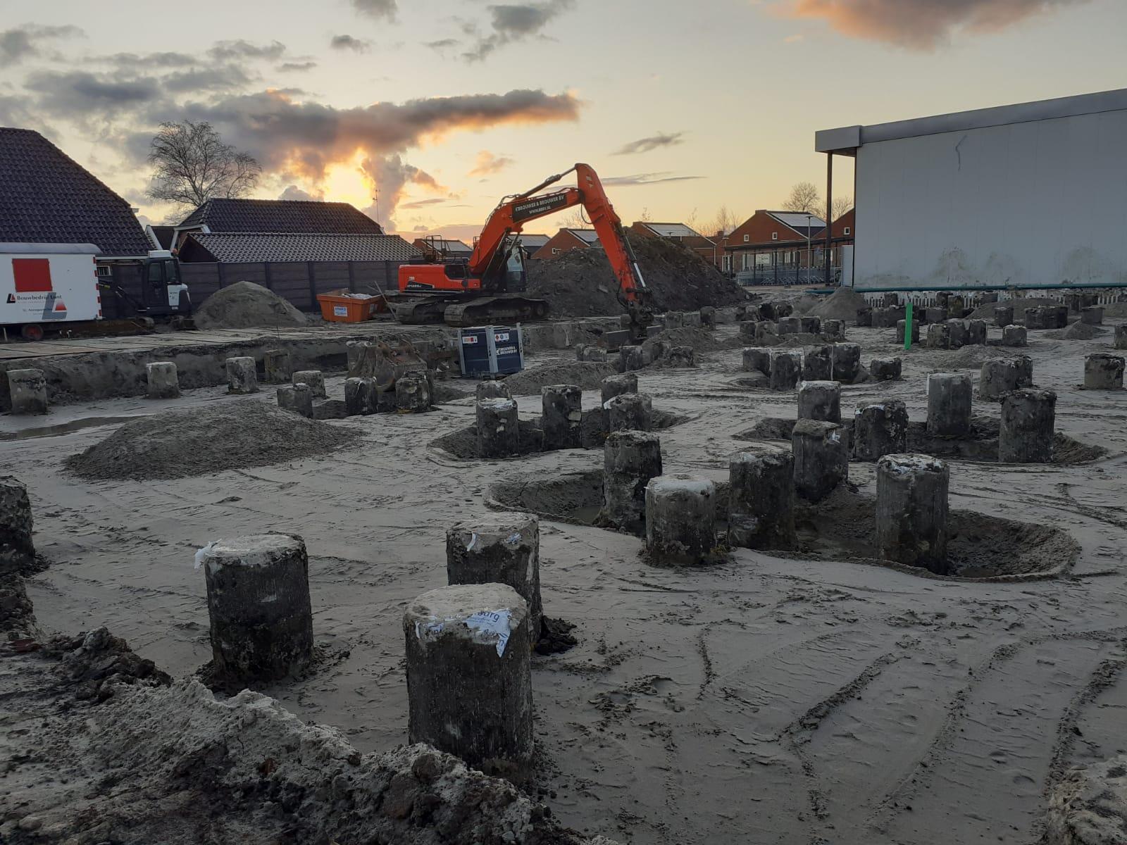 Update bouwactiviteiten in Marum.