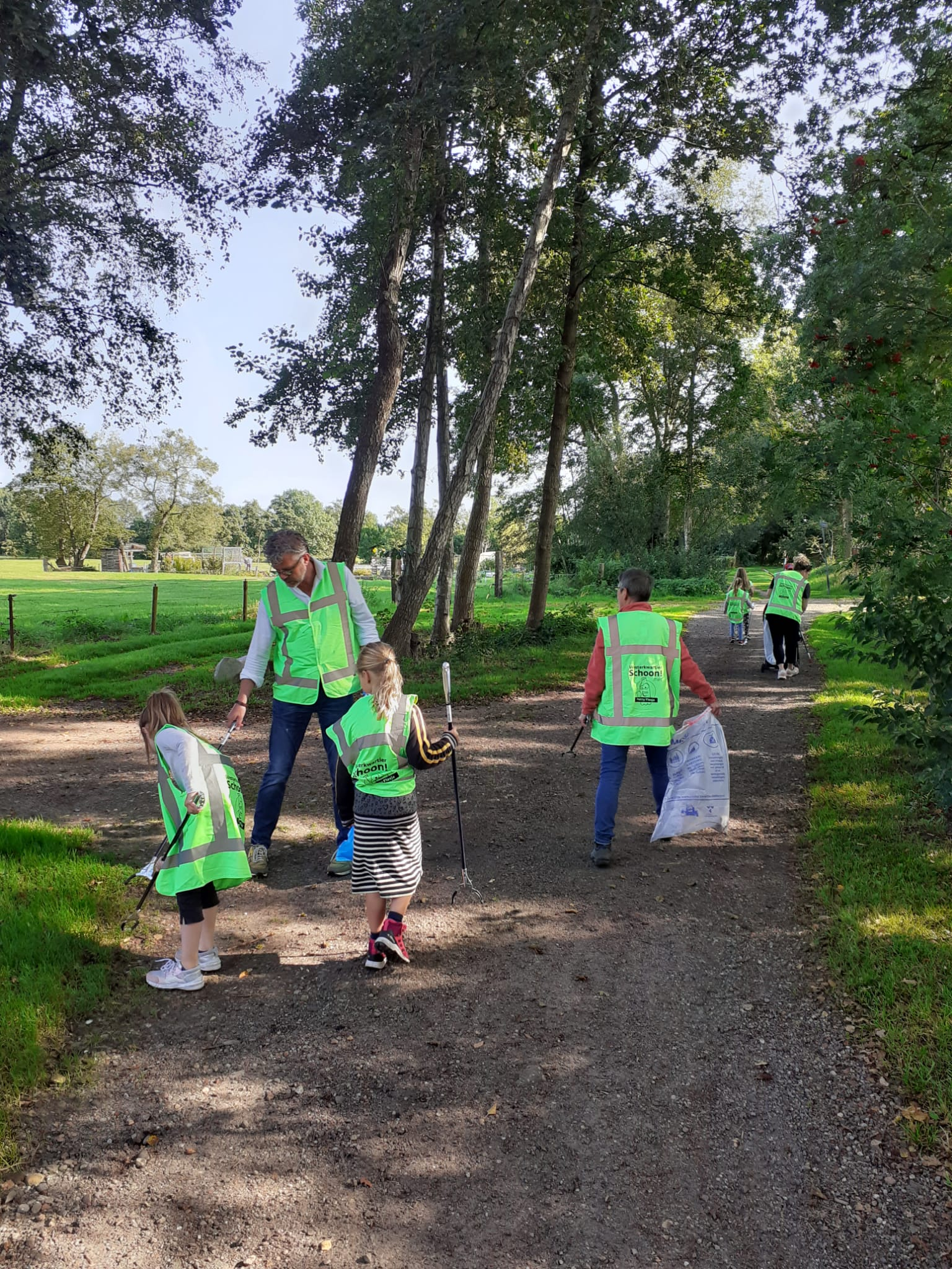 Zaterdag 18 september 2021: World Cleanup Day, maar dan in Marum!